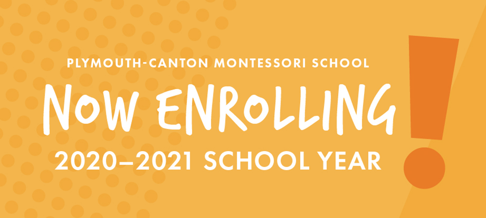 Now Enrolling for the 2020-2021 School year!